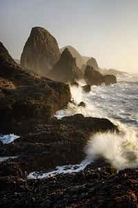 Crashing the Coast