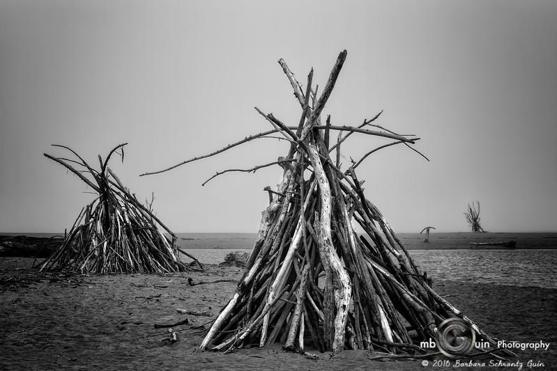 Beach Monuments