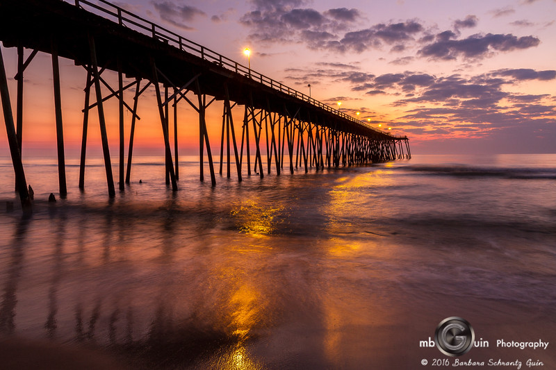 Dawn at the Pier