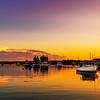 Sunset, Boothbay Harbor