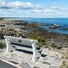 Alone on the Marginal Way, Ogunquit Maine