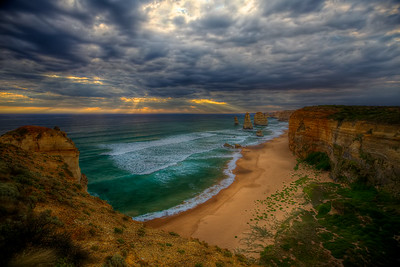 The 12 Apostles on the Great Ocean Road 4