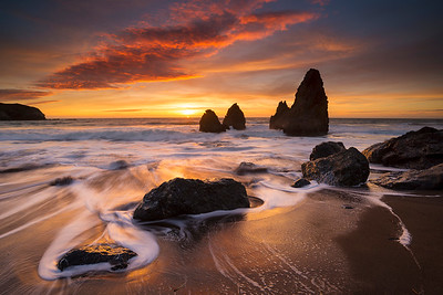 Rodeo Sea Stacks