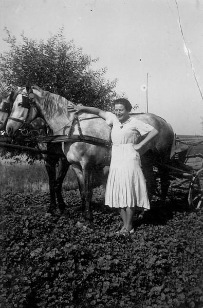 Village Stavky. Roza Spiegel
