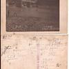 Напис на фотографії: Міст. Заліщики.<br /> На звородньому боці картки: <br /> Штамп: фоотграф М. Баумер. Заліщики.<br /> Другий штамп: Леодар<br /> № 2464<br /> Від руки написи - цифри. якісь арифметичні дії  (додавання, ділення)