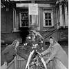 348. Символічний хрест буля будівлі колишнього НКВС
