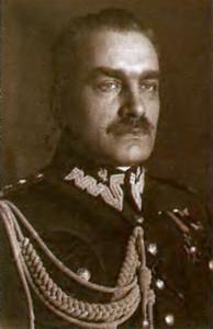 76. Ф. Славой-Складовський – міністр внутрішніх справ Польщі