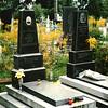 470. Могили отців Тимчуків на цвинтарі в Заліщиках