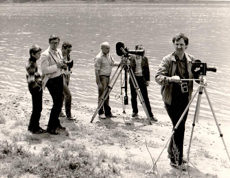 474. Зйомки виступу С. Ротару на березі Дністра, 19 липня 1983 року