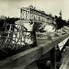 577. Дорожний міст через Дністер – зруйнований і тимчасовий