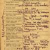 602. Реєстраційна картка Баланюка М. О., 20.12. 1944 року