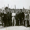 8. Учні садівничої школи на винограднику, 1931 рік