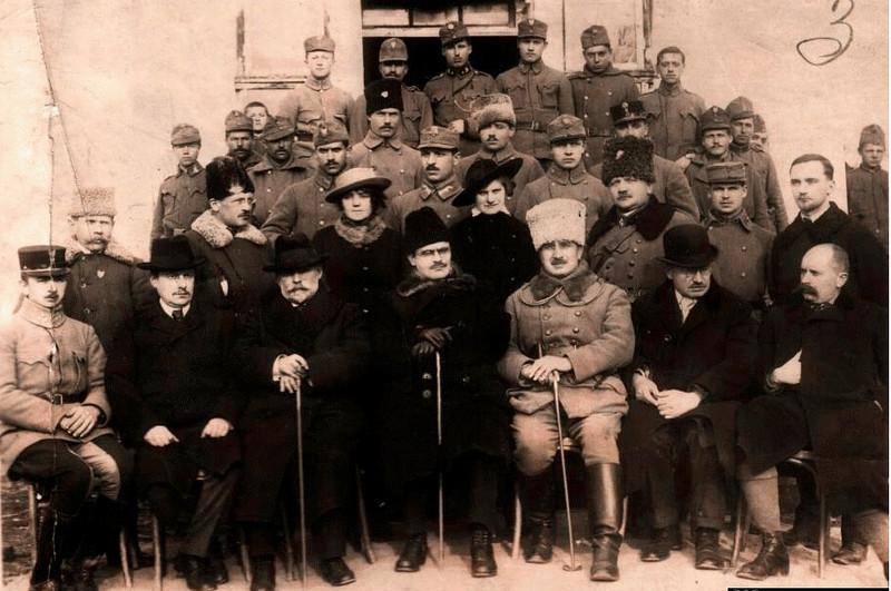 628. Василь Бараник –хорунжий УГА, сенатор, громадський діяч