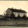 740. Залізнична станція в Заліщиках.