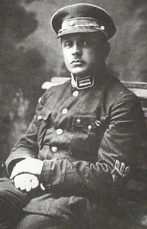 646.  Олександр Удовиченко – командир 3-ї Залізної дивізії УНР