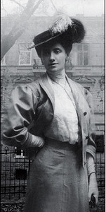 504. Соломія Крушельницька – видатна оперна співачка.