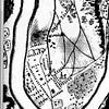 147. Карта Заліщиків кінця XVIII століття. («Карта фон Міґа»).