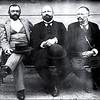 522. Український Лікар Мар'ян Долинський ( в центрі). Приблизно 1914.