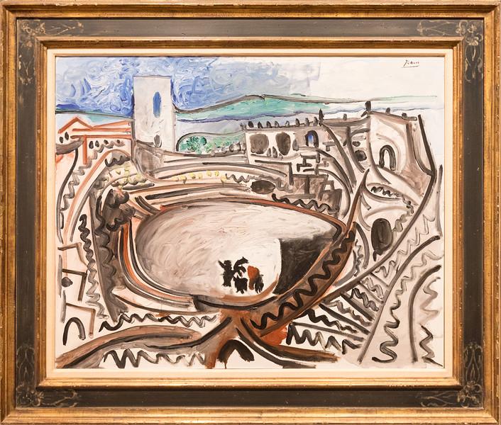 Arles: El Ruedo Delante del Rodano