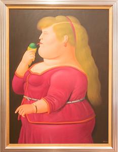 Nina Comiendo Helado