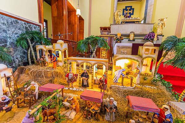 Nativity Scene, Santuario Monserrate (2016-12)