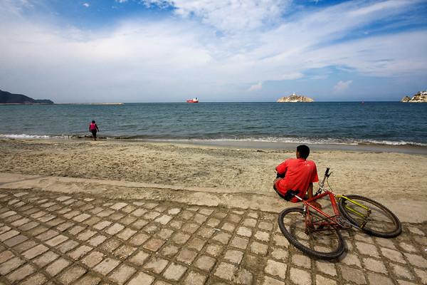 Beyond the horizon (Santa Marta)