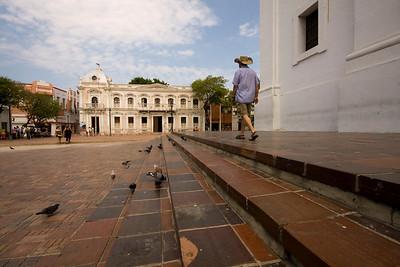 Plaza de la Catedral (Santa Marta)