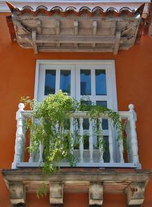 Colonial Balcony (Cartagena)