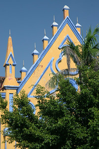 Colonial Architecture (Cartagena)