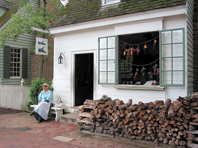 ©2011-2019 Dennis A  Mook; All Rights Reserved; Colonial Williamsburg--28