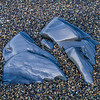 Polished beach stone, Bean Hollow SP, CA