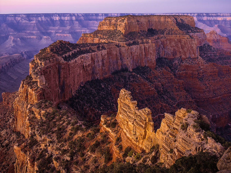 North Rim, Grand Canyon National Park, AZ