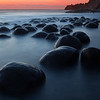 Bowling Ball Beach - North View, CA