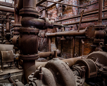 Sloss Furnaces, Blower Room #2
