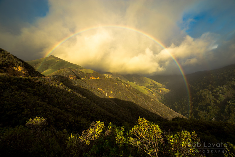 Big Sur Rainbow