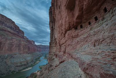 Nankoweap Granaries, Grand Canyon