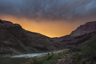 Deubendorff Rapid, Grand Canyon