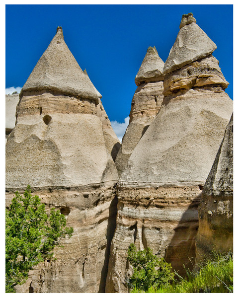The Tent Rocks