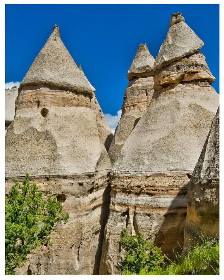 The Tent Rocks