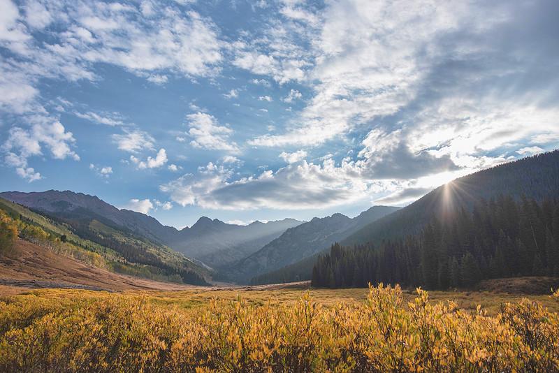 Autumn at Piney River Ranch