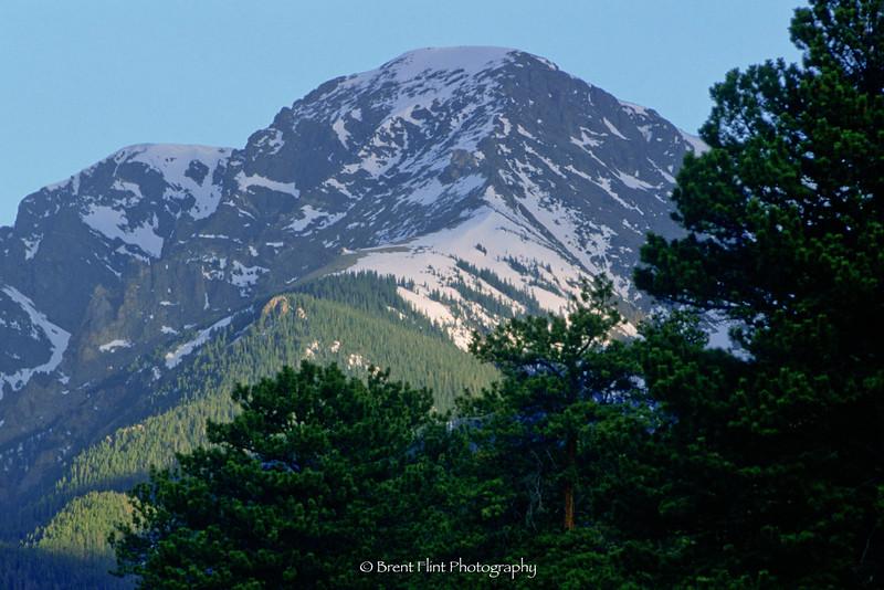 S.1368 - Mummy Range, Rocky Mountain National Park, CO.