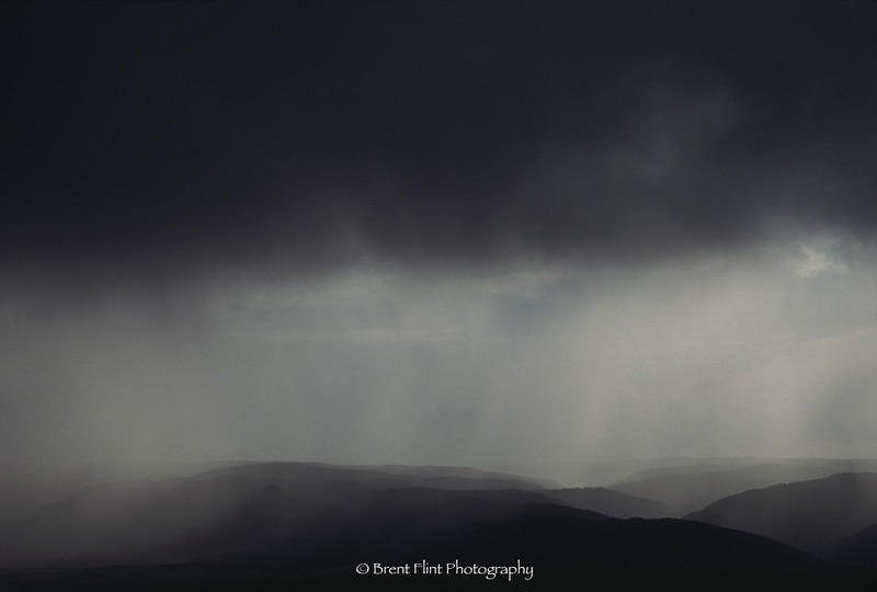 S.1367 - approaching storm, Front Range, Rocky Mountains, Douglas County, CO.