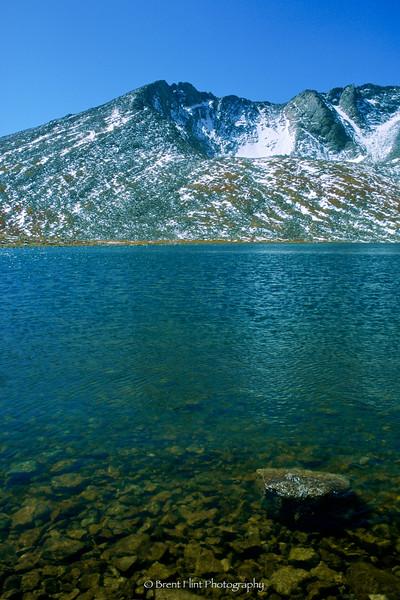 S.820 - Summit Lake, Mt. Evans, CO.