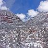 Snowy Silverton