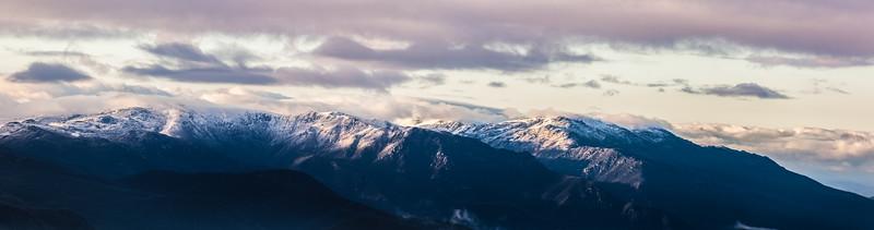 Main Range : Kosciuszko NP