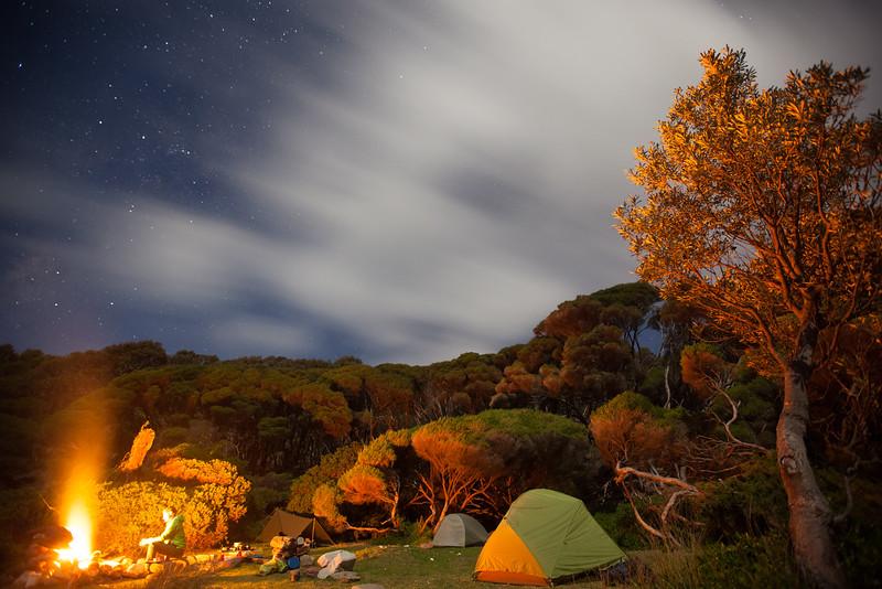 Light to Light Hike : Ben Boyd NP