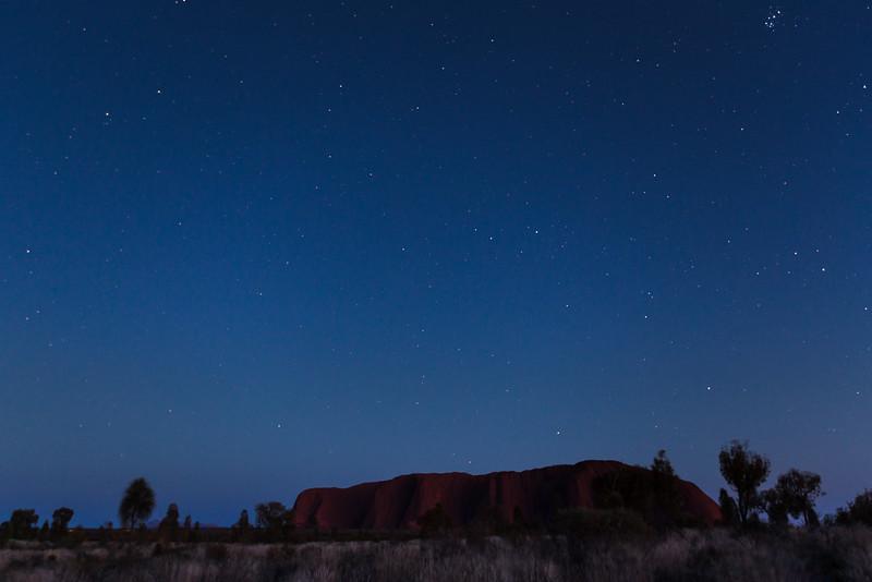 Uluru-Kata Tjuta NP : Northern Territory