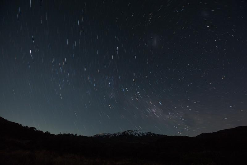 Mt Ruapehu : New Zealand