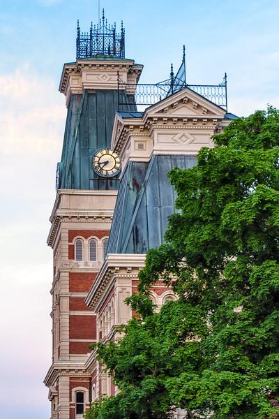 Bartholomew County Courthouse<br /> Columbus, Indiana