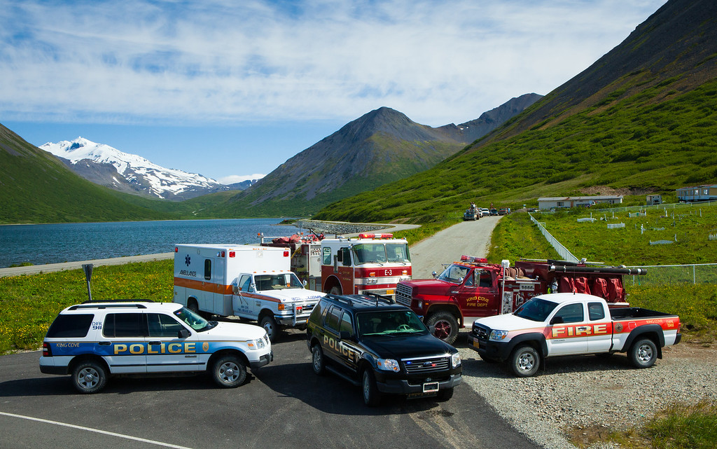 City of King Cove Emergency Vehicles